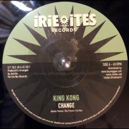 """Irie Ites Records-7""""-Change..."""