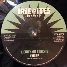 """Irie Ites Records-7""""-Free..."""