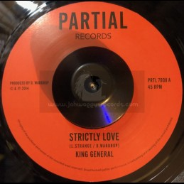 """Partial Records-7""""-Strictly..."""