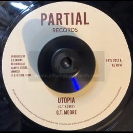 "Partial Records-7""-(Test..."