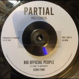 """Partial Records-7""""-Big..."""