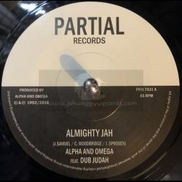 "Partial Records-7""-Almighty..."