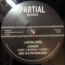 "Partial Records-12""-Natural..."