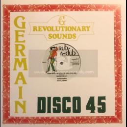 """Rub A Dub-12""""-Whom Shall I..."""