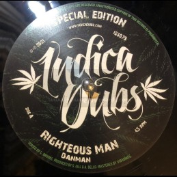 """Indica Dubs-10""""-Righteous..."""