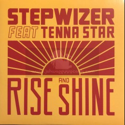 """Stepwizer Music-7""""-Rise and..."""