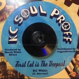 "KC Soul Proff-7""-First Cut..."