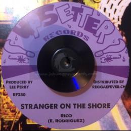 """Upsetter-7""""-Stranger On The..."""