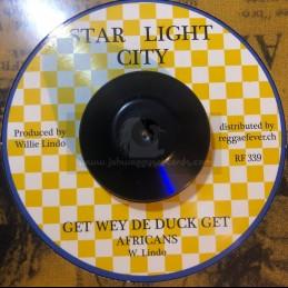 "Star Light City-7""-Get Wey..."