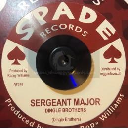 """Spade-7""""-Sergeant Major /..."""