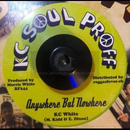 "KC Soul Proff-7""-Anywhere..."