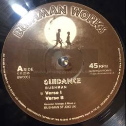 """Bushman Works-12""""-Guidance..."""