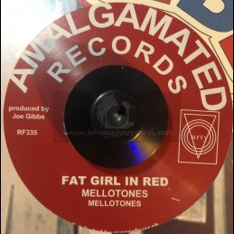 "Amalgamated-7""-Fat Girl In..."