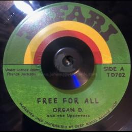 "Tafari-7""-Free For All /..."