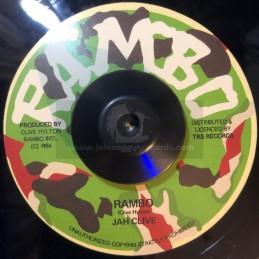 "Rambo Inc-7""-Rambo / Jah Clive"