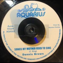 "Aquarius-7""- Songs My..."