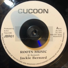 """Cucoon-7""""-Roots Music /..."""