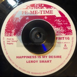 """Fe Me Time-7""""-Happiness Is..."""