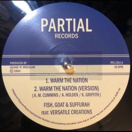 """Partial Records-12""""-Warm..."""