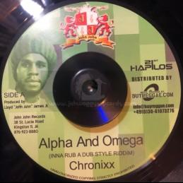"""John John-7""""-Alpha And..."""
