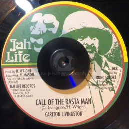 """Jah Life-7""""-Call Of The..."""