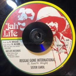"""Jah Life-7""""-Reggae Gone..."""