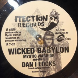 """Itection Records-7""""-Wicked..."""