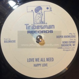 "Tribesman Records-10""-Love..."