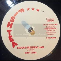 """Fish Tea-10""""-Reggae..."""