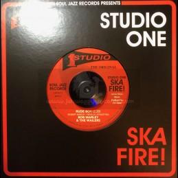 """Studio 1-Soul Jazz-7""""-Rude..."""