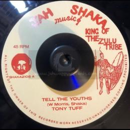 "Jah Shaka Music-7""-Tell The..."