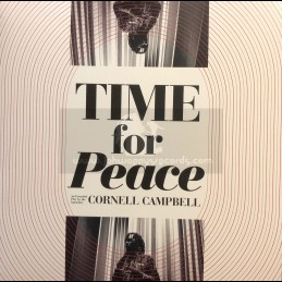 """Jancro-12""""-Time For Peace /..."""