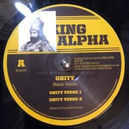 "King Alpha-12""-Unity /..."