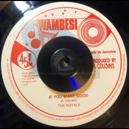 "Wambesi-7""-If You Want good..."