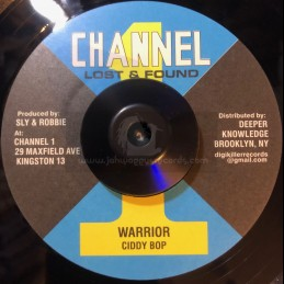 """Channel One-7""""-Warrior /..."""