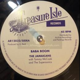 """Treasure Isle-12""""-Baba Boom..."""
