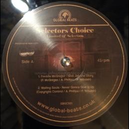 """Selectors Choice-12""""-Give..."""