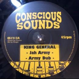 """Conscious Sounds-12""""-Jah..."""