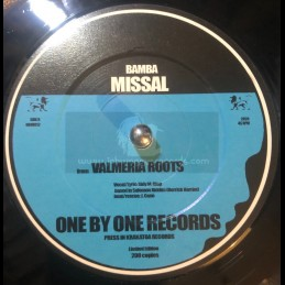 """One By One Records-7""""-What..."""