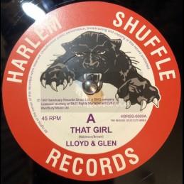 """Harlem Shuffle-7""""-That Girl..."""