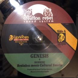 """Creation Rebel-12""""-Genesis..."""