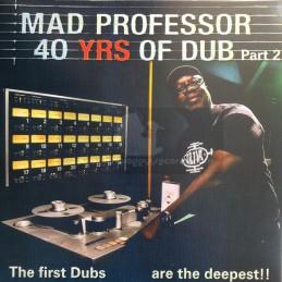 Ariwa-Lp-40 Yrs Of Dub Part...