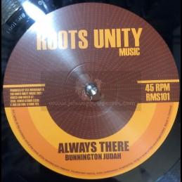 """Roots Unity-10""""-Always..."""