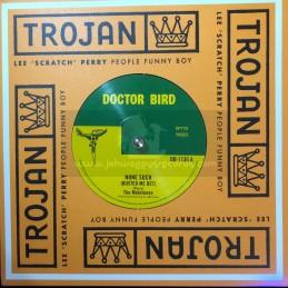 """Doctor Bird-7""""-None Such..."""