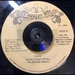 """Rita Marley Music-7""""-What A..."""