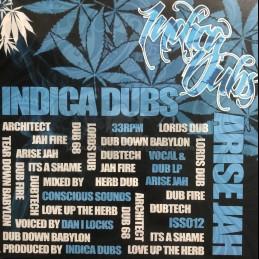 Indica Dubs-Lp-Arise Jah /...