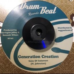 """Drum Beat-7""""-Generation..."""