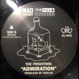 "Mad Decent-7""-Admiration /..."