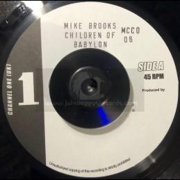 """CHANNEL ONE(UK)-7""""-CHILDREN..."""