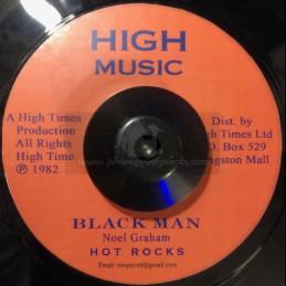 "High Music-7""-Black Man /..."